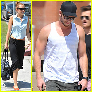 Miley Cyrus: 'Living Dream Life' with Liam Hemsworth!