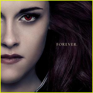 Kristen Stewart: New 'Breaking Dawn - Part 2' Posters!