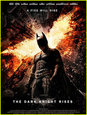 Christian Bale: New 'Dark Knight Rises' Poster!