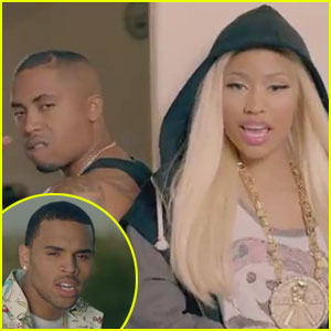 Nicki Minaj's 'Right By My Side' Video - Watch Now!