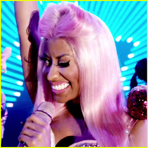 Nicki Minaj: Pepsi Commercial Premiere!
