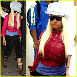 Nicki Minaj: 'Right By My Side' Video Premieres Tomorrow!