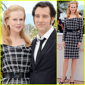 Nicole Kidman: 'Hemingway & Gellhorn' Photo Call with Clive Owen!