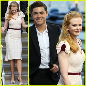 Nicole Kidman & Zac Efron: 'Le Grand Journal' in Cannes!