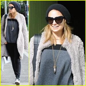 Nicole Richie: Sydney Shopper