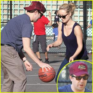 Olivia Wilde & Jason Sudeikis: Ballin' in Big Apple