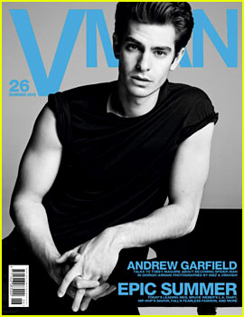Tobey Maguire Interviews Andrew Garfield for 'VMan'