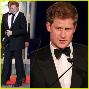 Prince Harry: Atlantic Council Awards in DC