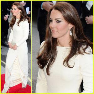 Prince William & Duchess Kate: Claridge's Couple