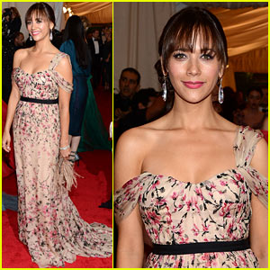 Rashida Jones - Met Ball 2012