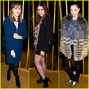 Rashida Jones & Jaime King: Harry Josh's Hairball Party! (Exclusive)