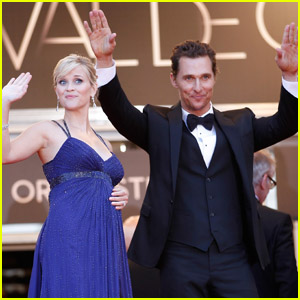 Reese Witherspoon: 'Mud' Premiere in Cannes!