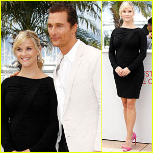 Reese Witherspoon: 'Mud' Photo Call in Cannes!