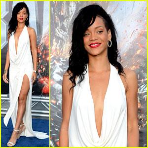 Rihanna: 'Battleship' Premiere in Los Angeles!