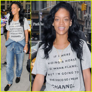 Rihanna: I Felt 'Intimidated' by 'Battleship' Role