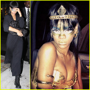 Rihanna: Robin Hood Foundation Performance!