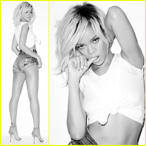 Rihanna: Terry Richardson Photo Shoot!