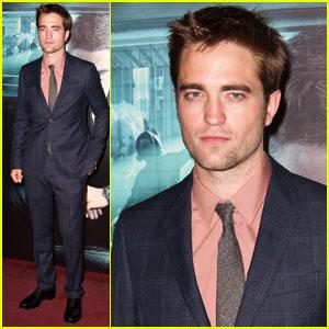 Kristen Stewart: Robert Pattinson Is 'So Good' in 'Cosmopolis'