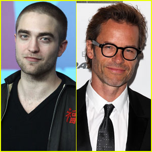 Robert Pattinson: 'Rover' Role with Guy Pearce?