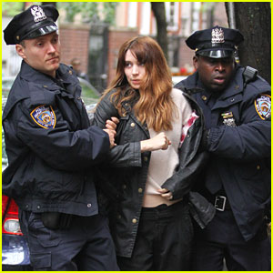 Rooney Mara: Arrested & On the Run