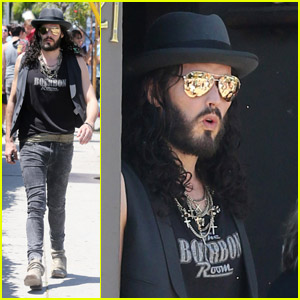 Russell Brand: After Party Passes For My Shows!