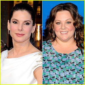 Sandra Bullock &#038; Melissa McCarthy: Buddy Cop Comedy!