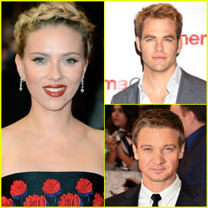 Chris Pine Joins Scarlett Johansson in 'Cat on a Hot Tin Roof'?