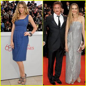 Sean Penn & Petra Nemcova: Haiti Carnival in Cannes