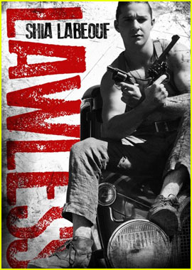 Shia LaBeouf & Tom Hardy: 'Lawless' Character Posters!