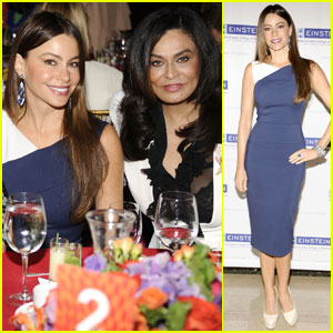 Sofia Vergara: Spirit of Achievement Luncheon!