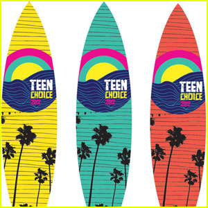 Teen Choice Awards 2012 Nominations Revealed!