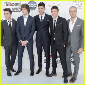 The Wanted - Billboard Awards 2012