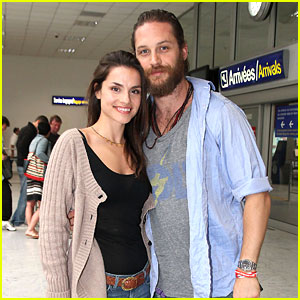 Tom Hardy & Charlotte Riley: Cannes Couple!