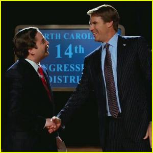 Will Ferrell & Zach Galifianakis: 'The Campaign' Trailer!