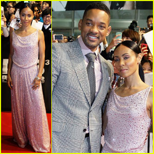 Will Smith: 'Men in Black 3' South Korea Premiere!