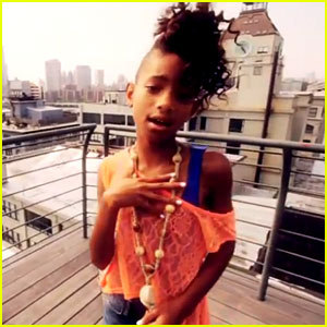 Willow Smith: 'Do It Like Me (Rockstar)' Video Premiere!
