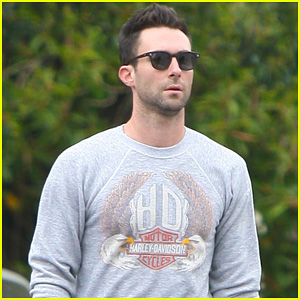 Adam Levine Starring in 'Can a Song Save Your Life?'