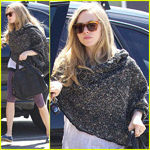 Amanda Seyfried: 'Les Miserables' Wraps Filming