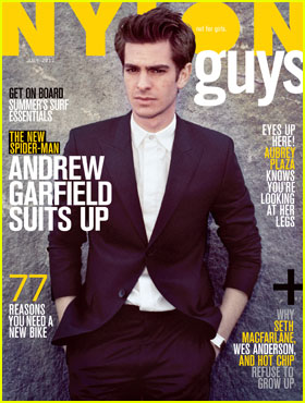 Andrew Garfield: I'm Not Interested in Being a Movie Star