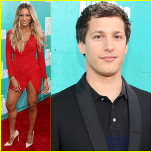 Andy Samberg & Ciara - MTV Movie Awards 2012