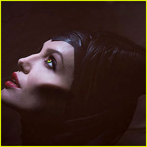 Angelina Jolie in 'Maleficent' - First Look!
