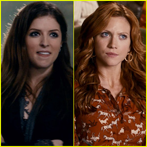 Anna Kendrick & Brittany Snow: 'Pitch Perfect' Trailer!