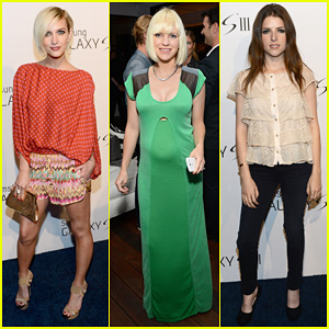 Ashlee Simpson & Anna Faris: Samsung Galaxy S III Launch!