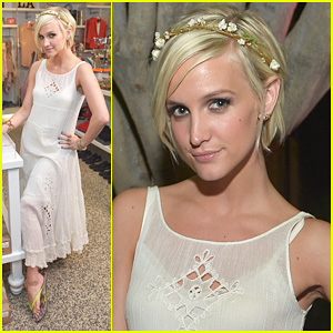 Ashlee Simpson: Missoni Havaianas Launch!