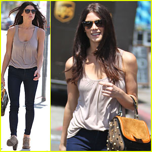 Ashley Greene: Casting Office Visit!