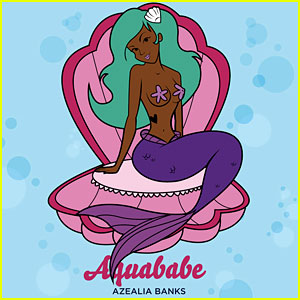 Azealia Banks's 'Aquababe' - Listen Now!
