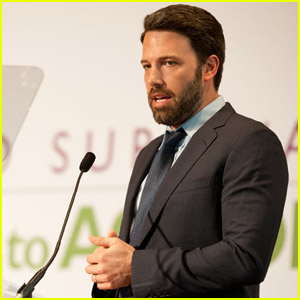 Ben Affleck: Call to Action with Hilary Clinton