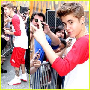 Justin Bieber: 'All Around the World' Premiere Date!