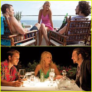 Blake Lively, Taylor Kitsch & Aaron Johnson: 'Savages' Stills!