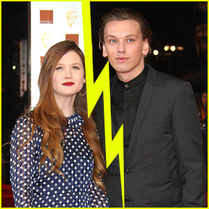 Jamie Campbell Bower & Bonnie Wright Split | Bonnie Wright ...
